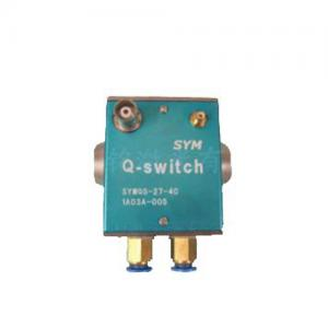 Optical Acoustic Q Switch