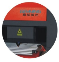 GEMQG-3015 500W Large Scale Metal YAG Laser Cutting Machine3